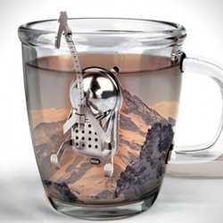 Cliff Climber Tea Infuser